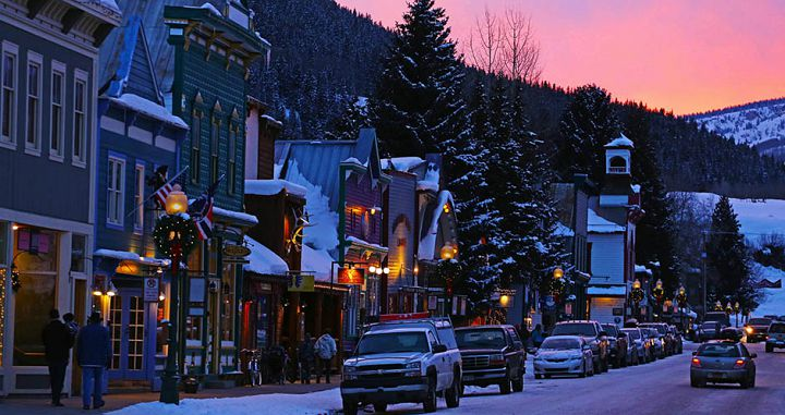 Authentic Ski Towns